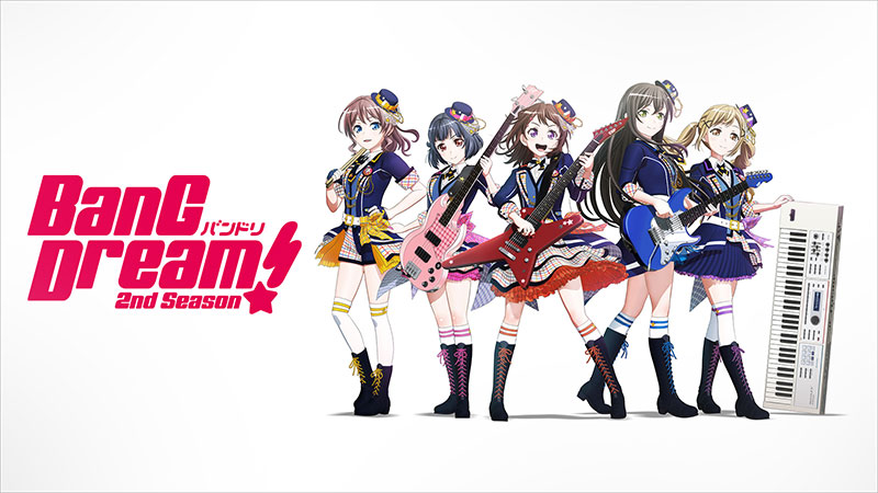 BanG Dream!2nd Season