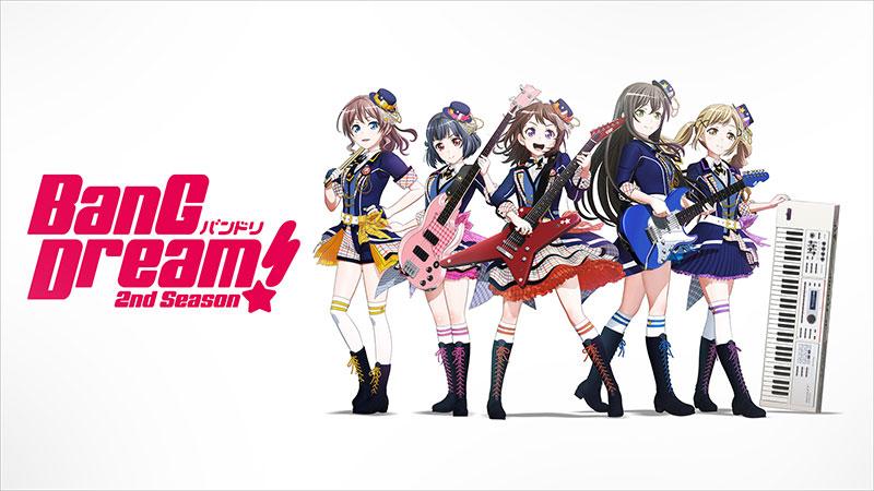BanG Dream!2nd Season